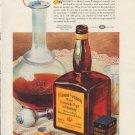 "1937 MOUNT VERNON WHISKEY ""STRAIGHT RYE"" Advertisement"
