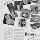 1937 REVERE COPPER AND BRASS Advertisement