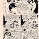 1953 CREAM OF WHEAT Ad featuring LI'L ABNER