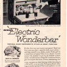 "1953 SERVEL ""ELECTRIC WONDERBAR"" Advertisement"