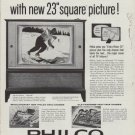 "1960 Philco Television ""Cool-Chassis TV"" Ad"