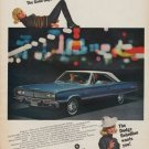 """1967 DODGE CORONET 440 Ad """"GOOD GUYS TO THE RESCUE"""""""