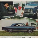 "1967 PLYMOUTH BELVEDERE ""WIN YOU OVER"" Advertisement"