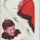 "1942 Eagleknit Headwear Ad ""Clever Creations!"""