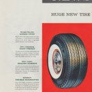 "1961 General Tire & Rubber Company Ad ""News Bulletin"""