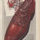 """1949 Mansfield Thongs Ad """"Thongs by Mansfield"""""""