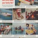 """1958 Johnson Ad """"Sea-Horse"""""""