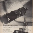 """1961 Walker's DeLuxe Ad """"It's great to take chances"""""""