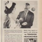 "1961 Anacin Ad ""What do Doctors do"""