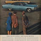 "1967 Cadillac Ad ""First Choose Cadillac. Then Choose The Year."""
