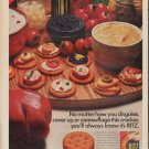 """1967 Ritz Ad """"you'll always know it's RITZ"""""""