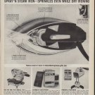 """1962 Westinghouse Ad """"New From Westinghouse"""""""