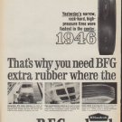 "1962 B.F. Goodrich Ad ""Big Edge Tires"""