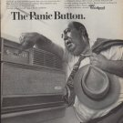 """1968 Whirlpool Ad """"The Panic Button"""""""