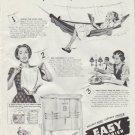 """1948 Easy Washing Machine Ad """"June Brides"""""""