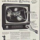 "1953 RCA Victor Ad ""New 21-inch"""