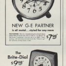 """1953 General Electric Ad """"Tickless"""""""
