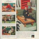 "1953 Lord Calvert Ad ""Mr. Roger Kenna"""