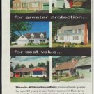 """1957 Sherwin-Williams Ad """"Your Best Buy!"""""""