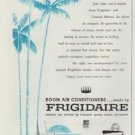 """1957 Frigidaire Ad """"What a Dream"""""""