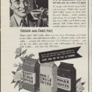 "1952 A&P Coffee Ad ""9 out of 10 like A&P Coffee Best!"""