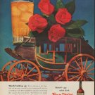 "1952 Four Roses Ad ""Worth holding up"""