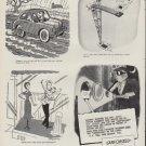 """1951 Sanforized Ad """"Mister!"""""""