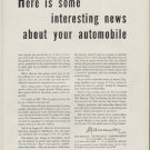 "1951 Macmillan Petroleum Corporation Ad ""interesting news"""