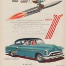 "1951 Oldsmobile Ad ""Super 88 -- Model Year 1951"""