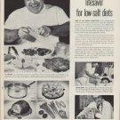 "1953 Sunkist Ad ""Lemons prove lifesaver"""