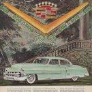 """1953 Cadillac Ad """"Model Year 1953"""""""