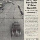 "1953 American Petroleum Institute Ad ""Runway Tests"""