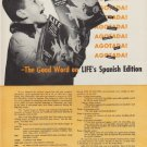 "1953 LIFE Magazine Ad ""The Good Word"""