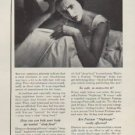 "1953 Postum Ad ""Why Can't You Sleep?"""