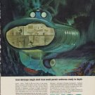"1963 Inco International Nickel Ad ""Exploring New Ways"""