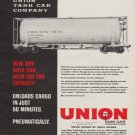 "1963 Union Tank Car Company Ad ""News"""