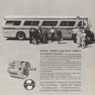 "1963 Sundstrand Ad ""How Greyhound Sees Sundstrand"""