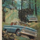 "1963 Chevrolet Ad ""model year 1964"""
