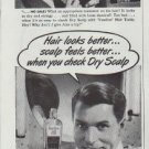 "1948 Vaseline Ad ""oh-oh, Dry Scalp!"""