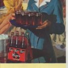 "1948 Hires Root Beer Ad ""Got a minute ?"""