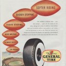 "1948 General Tire Ad ""Score 6 Points"""