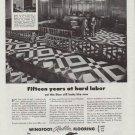 "1948 Goodyear Ad ""Fifteen years at hard labor"""