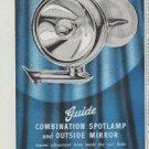 """1948 General Motors Ad """"A new note"""""""