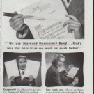 """1948 Hammermill Ad """"Want to know a Secret?"""""""
