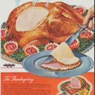 "1948 Wilson's Ham Ad ""America's Finest"""