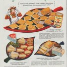 """1948 Borden's Ad """"Now you see 'em"""""""