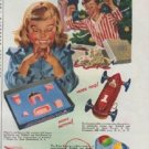 "1948 Dow Plastics Ad ""Made of Styron"""