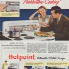 """1948 Hotpoint Ad """"Everybody's Pointing"""""""