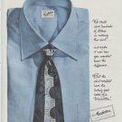 "1948 Manhattan Shirt Ad ""save hundreds"""