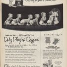 "1952 Playtex Ad ""Night and Day"""